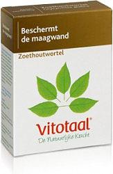 Zoethoutwortel