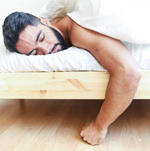 onvoldoende slaap